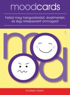 Andrea Harrn - MOODCARDS Fejtsd meg hangulataidat, érzelmeidet,  és légy kiteljesedett önmagad!