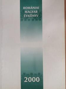 Bakk Miklós - Romániai Magyar Évkönyv 2000. [antikvár]
