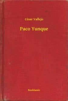 Vallejo César - Paco Yunque [eKönyv: epub, mobi]