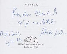 Kaiser László - Galambok és vérebek (dedikált) [antikvár]