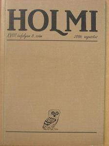 Határ Győző - Holmi 2006. (nem teljes évfolyam) [antikvár]