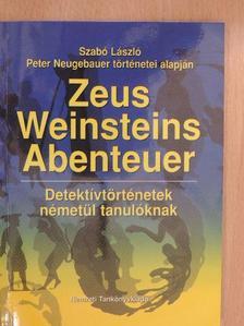 Szabó László - Zeus Weinsteins Abenteuer [antikvár]