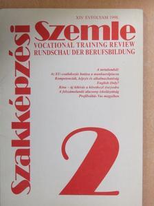 Bárdi László - Szakképzési Szemle 1998/2. [antikvár]
