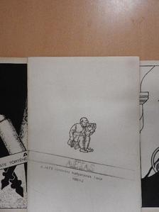 Barta Zsolt - Aetas 1986/1-3./Acta Iuvenum különszám [antikvár]
