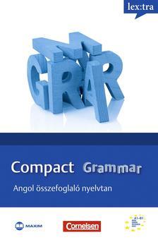 Penner Orsolya - Compact Grammar - Angol összefoglaló nyelvtan