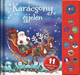 Karácsony éjjelén - hangmodulos könyv