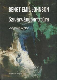 Bengt Emil Johnson - Szivárványpartitúra [antikvár]