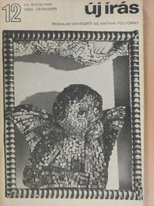 Bata Imre - Új Írás 1980. december [antikvár]