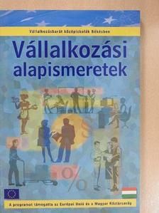 Antalos Ferenc - Vállalkozási alapismeretek [antikvár]