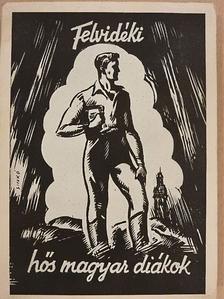 Butkovics Miklós - Felvidéki hős magyar diákok [antikvár]