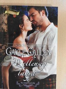 Gayle Callen - Az ellenség lánya [antikvár]