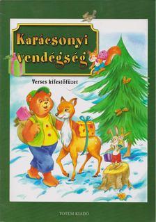 MAROS EDIT - Karácsonyi vendégség [antikvár]