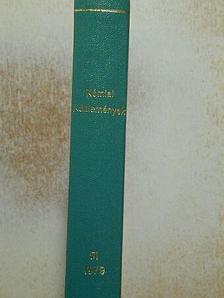 Beck M. - Kémiai Közlemények 1979/1-4. [antikvár]