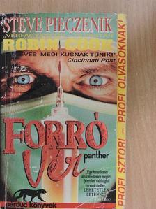 Steve Pieczenik - Forró vér [antikvár]