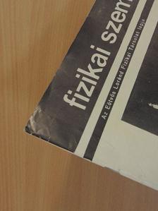 Györgyi Géza - Fizikai Szemle 1971. november [antikvár]