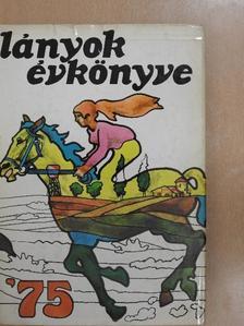 Ady Endre - Lányok Évkönyve 1975 [antikvár]