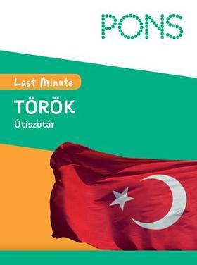 Pons Last Minute útiszótár török - új