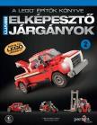 Újabb  elképesztő járgányok 2.- A Lego építők könyve