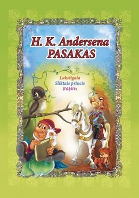 Dorota Skwark - H. K. Andersena PASAKAS [eKönyv: epub, mobi]