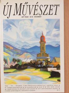 Bardi Terézia - Új művészet 1992. december [antikvár]