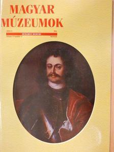 Balogh Lajos - Magyar Múzeumok 2003. tél [antikvár]