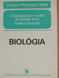Dr. Fazekas György - Biológia a középiskolák számára [antikvár]