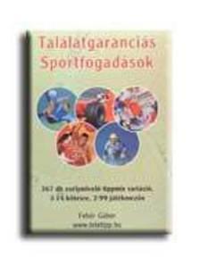 Fehér Gábor - Tippmix - Találatgaranciás Sportfogadások