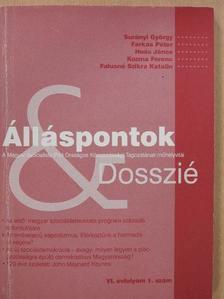 Bodrog Zoltán - Álláspontok & Dosszié (dedikált példány) [antikvár]
