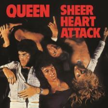 SHEER HEART ATTACK CD QUEEN 2011 DIGITAL REMASTERED