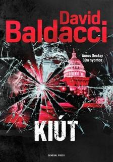 David BALDACCI - Kiút [eKönyv: epub, mobi]
