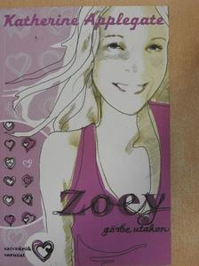 Katherine Applegate - Zoey görbe utakon [antikvár]