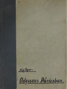 Frank Heller - Odysseus Párizsban [antikvár]
