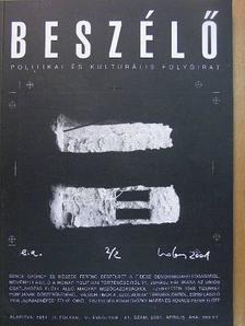 Eörsi László - Beszélő 2001. április [antikvár]