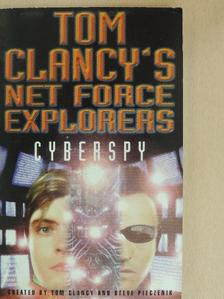 Steve Pieczenik - Cyberspy [antikvár]