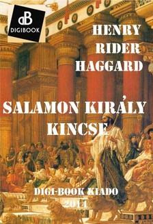 Rider Haggard Henry - Salamon király kincse [eKönyv: epub, mobi]