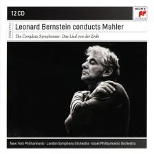 MAHLER - LEONARD BERNSTEIN CONDUCTS MAHLER 12CD
