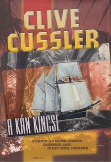 Clive Cussler - A kán kincse [antikvár]