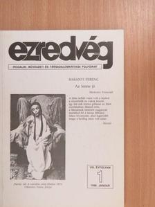 Babirák Hajnalka - Ezredvég 1998. január [antikvár]