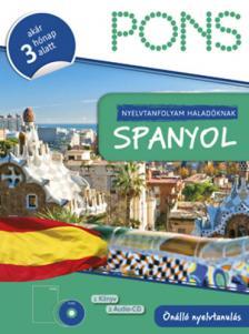 Michaela Hillmeier - Pons nyelvtanfolyam haladóknak - spanyol
