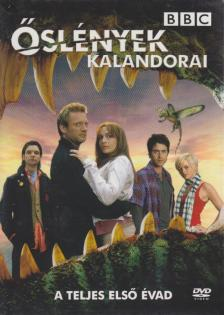 SLÉNYEK KALANDORAI 1. ÉVAD  2 DVD