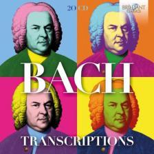 Bach - BACH TRANSCRIPTIONS 20CD