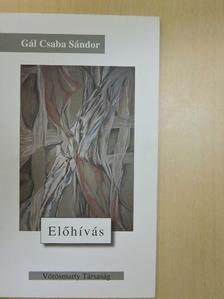 Gál Csaba Sándor - Előhívás [antikvár]