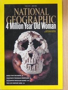 Jamie Shreeve - National Geographic July 2010 [antikvár]