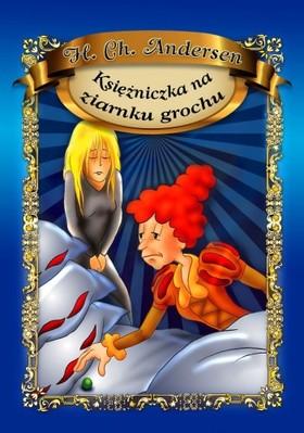 Dorota Skwark - Ksiê¿niczka na ziarnku grochu [eKönyv: epub, mobi]