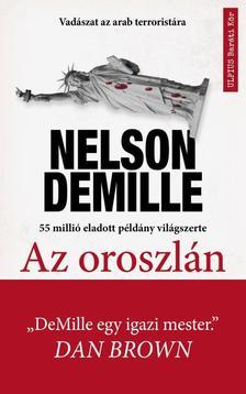 Nelson Demille - Az oroszlán- Vadászat a világ legveszélyesebb terroristájára