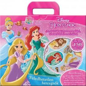 Feledhetetlen hercegnők - Táskakönyv