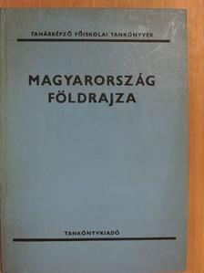 Dr. Futó József - Magyarország földrajza [antikvár]