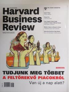 Edward Tse - Harvard Business Review 2010. július-augusztus [antikvár]