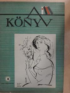 Barabás Tibor - A Könyv 1963. augusztus [antikvár]