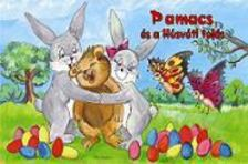 PRO JUNIOR KÖNYVKIADÓ - Pamacs és a húsvéti tojás [antikvár]